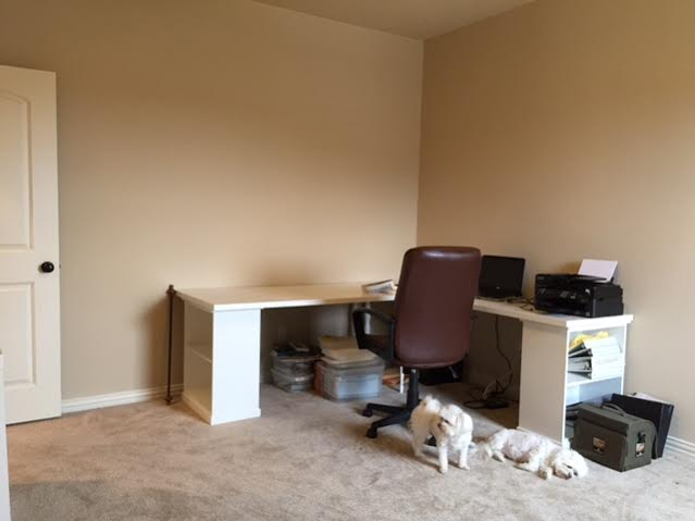 Office (before picture)