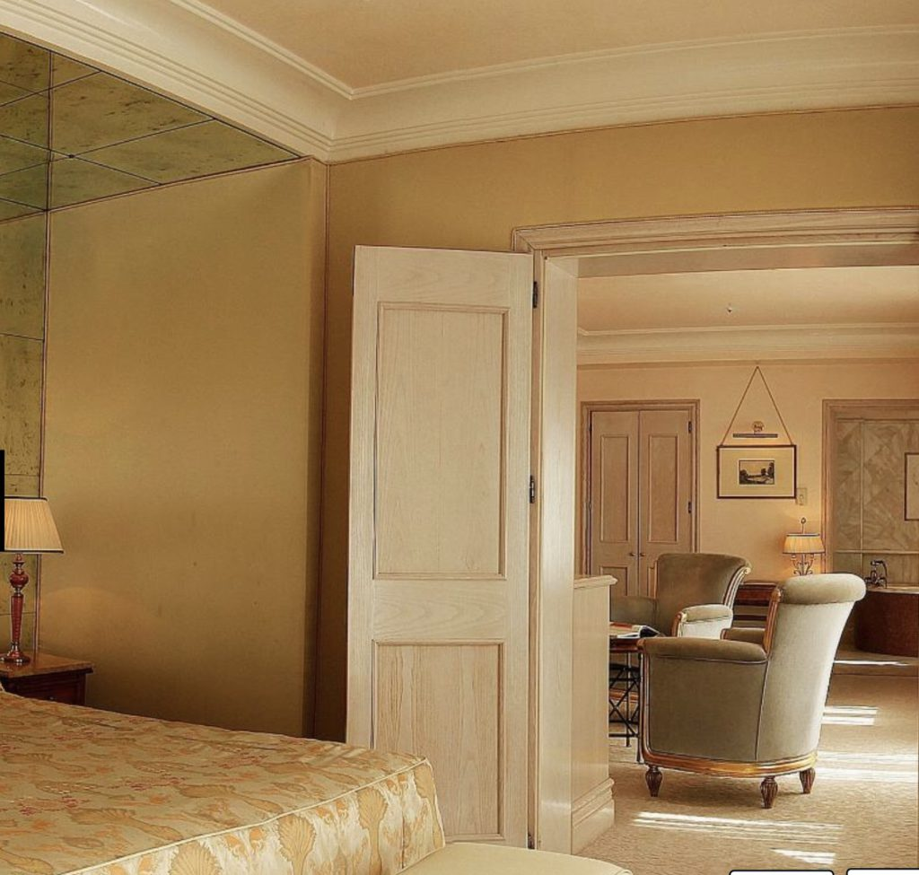 Hotel Bauer Venice.